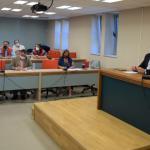 Σύσκεψη στο Δημαρχείο για τη διαχείριση πανδημίας και τουρισμού