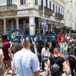 Έγκλημα στα Γλυκά Νερά: Πορεία διαμαρτυρίας στην Πάτρα για τη δολοφονία της Καρολάιν