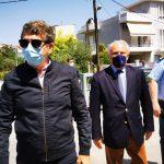 Ο Υπουργός Προστασίας του Πολίτη και ο Αρχηγός της Ελληνικής Αστυνομίας στη Μεσσήνη και το Ναύπλιο