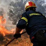 Προβλέπεται πολύ υψηλός κίνδυνος πυρκαγιάς αύριο 29/7 στην Πελοπόννησο